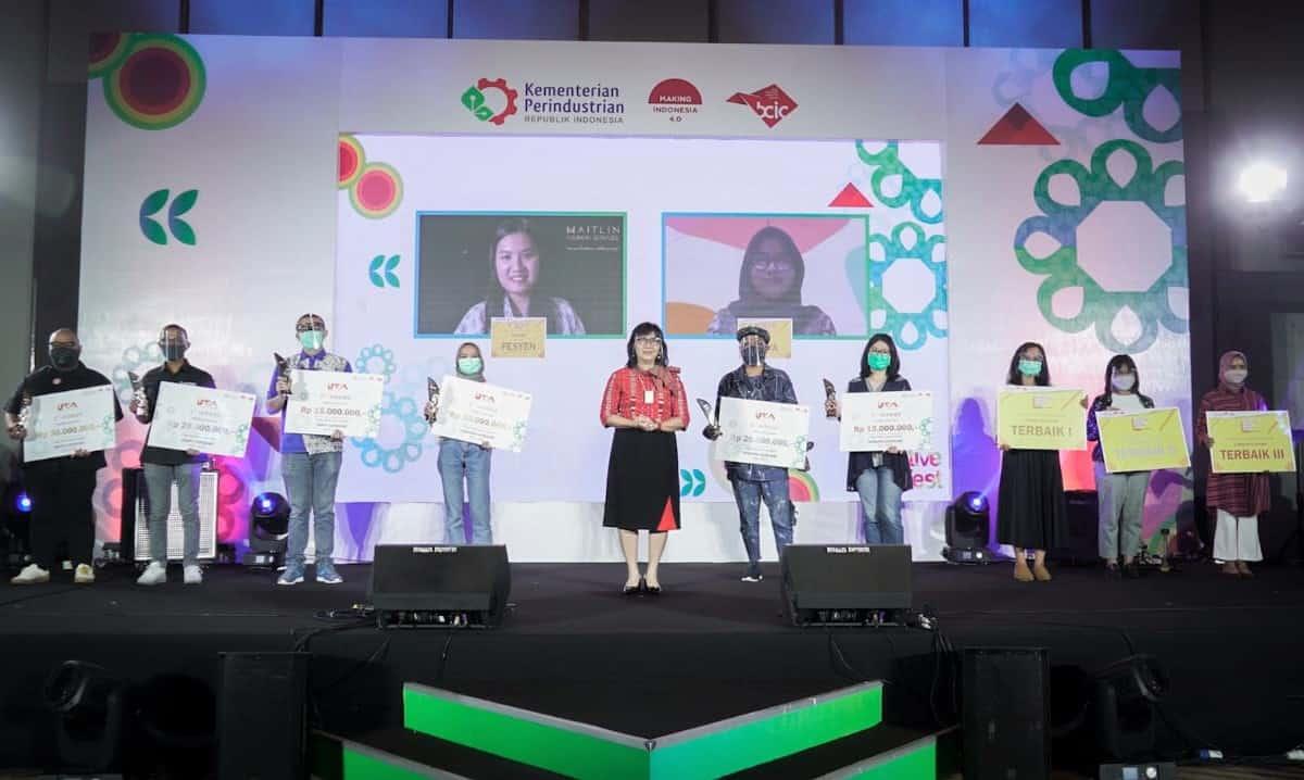 Kementerian-Perindustrian-Gelar-Creative-Fest-2020