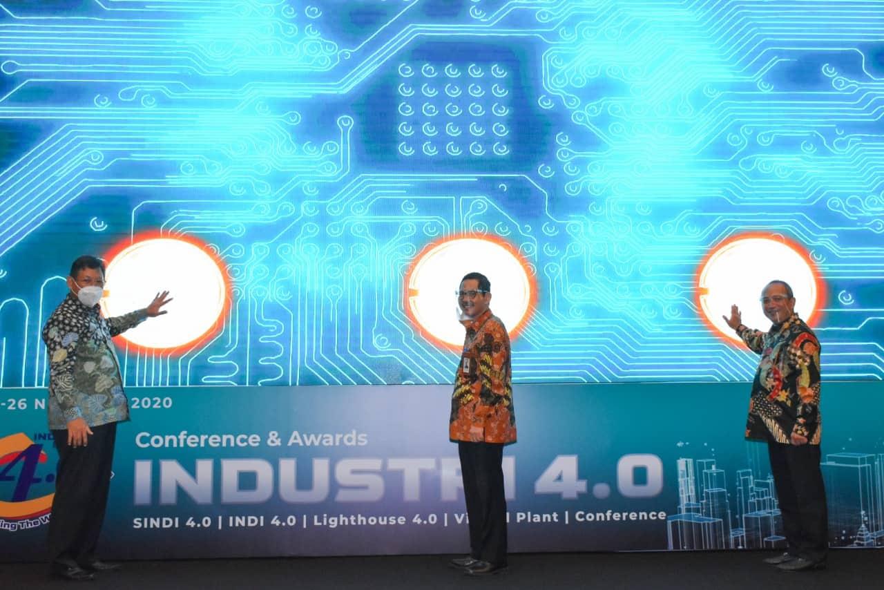Kepala-Badan-Penelitian-dan-Pengembangan-Industri-BPPI-Kementerian-Perindustrian-Doddy-Rahadipada-acara-Conference-dan-Award-Industri